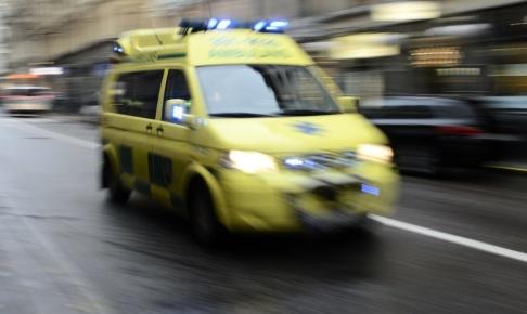 Bertil Enevåg Ericson / TT En man har avlidit efter en trafikolycka. Arkivbild.