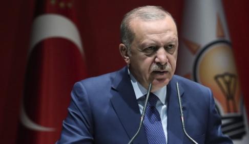 TT/AP Turkiets president Recep Tayyip Erdogan ställer krav på EU om syrier som flytt kriget i deras hemland.