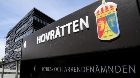 Johan Nilsson/TT Hovrätten över Skåne och Blekinge fastställer tingsrättens domar mot två unga män som pressat en jämnåring på flera hundratusen kronor.