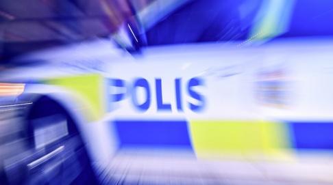 Anders Wiklund/TT Polisen utreder misstänkta mordförsök i Karlskoga. Arkivbild.