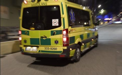 Anders Wiklund/TT En pojke tvingades ta taxi till sjukhus trots att han var svårt sjuk. Arkivbild.