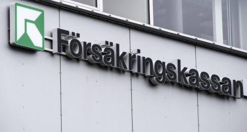 Johan Nilsson/TT En man i Sundsvall misstänks ha bluffat till sig pengar av Försäkringskassan. Arkivbild.