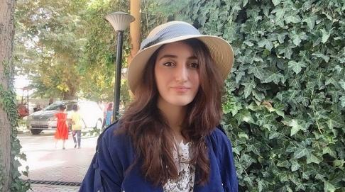 Privat 20-åriga Najla Faizy, som jobbar som personalvetare, vägrar tro att talibanerna har reformerats i frågan om kvinnors rättigheter.