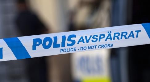 Johan Nilsson/TT Polisen ska undersöka bilen. Arkivbild.