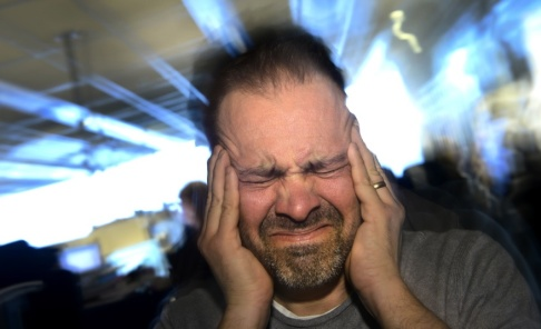 Janerik Henriksson/TT Upp emot 15 procent av alla svenskar lider av tinnitus. Arkivbild.