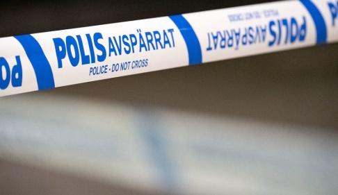 Johan Nilsson/TT Skott avlossades mot en bostad i Kista under natten. Arkivbild.