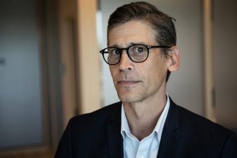 Troy Enekvist/TT Daniel Stenling, enhetschef på kontraspionage vid Säkerhetspolisen.