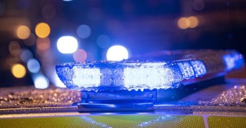 Johan Nilsson/TT Tre personer misstänks för mordförsök. De greps i närheten av platsen där en fjärde person hittades svårt skadad. Arkivbild.