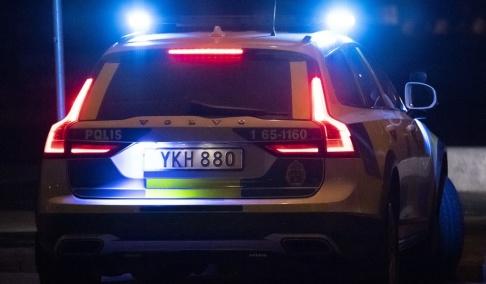 Johan Nilsson/TT Polisen jagar inte längre lamptjuvar i Övertorneå. Arkivbild.