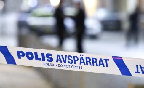 Johan Nilsson/TT Mannen har anhållits. Arkivbild.