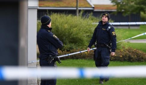 Johan Nilsson/TT Ett äldre par har hittats döda i en bostad i Arlöv utanför Malmö.
