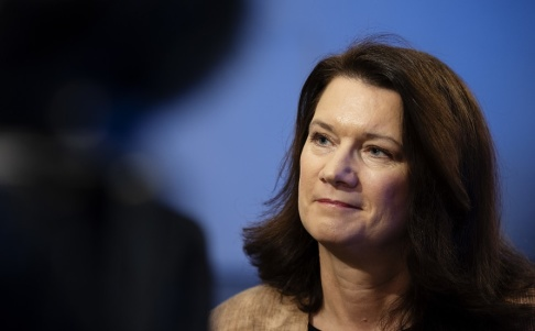 ERIK ABEL / TT Sveriges utrikesminister Ann Linde (S) försöker locka Nordkorea och USA tillbaka till Sverige.