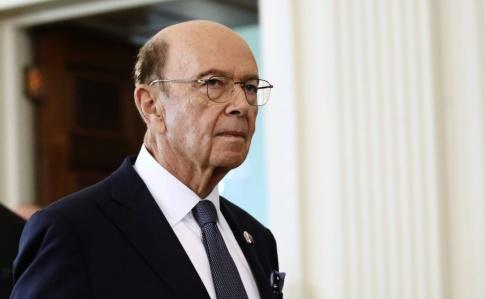 Patrick Semansky/AP/TT USA:s handelsminister Wilbur Ross. Arkivbild.