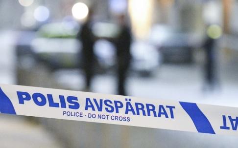 Johan Nilsson/TT Tre personer har knivskadats och vårdas på sjukhus i Stockholm. Arkivbild.