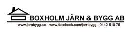 Boxholms Järn & Bygg logo