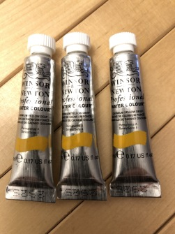 Cadmium Yellow Deep - Cadmium Yellow Deep