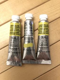 Lemon Yellow - Lemon Yellow