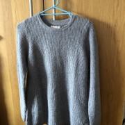Grå tröja från MQ