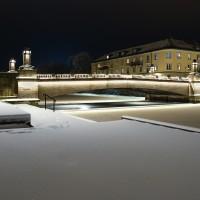 Lidköping Körbrona vinter-