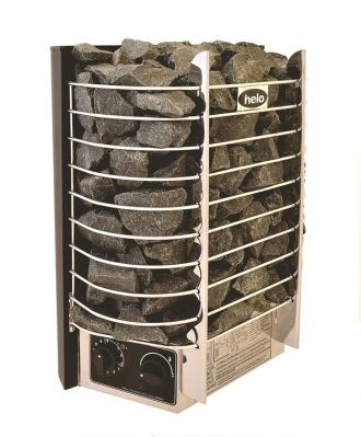 Helo Ring Wall Bastuaggregat - Helo Ring Wall Bastuaggregat 4,5 kW
