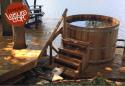 Röd Cedar Hot Tubs