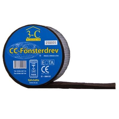 CC-Fönsterdrev 30x60x5M Häfta - CC-Fönsterdrev 30x60x5M Häfta