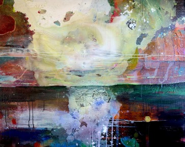 """""""Nature knows"""" """"Nature Knows"""" 120 x 150 cm 15000,-"""