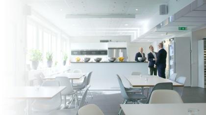 Bildkälla: Ecoclime.se. Exempel på kund som valt Ecoclimes lösning för inomhuskomfort.