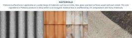 Prebona deltar i LH Accellerator som är ett utvecklingssamarbete med ledande tillverkare av bl a betong. Faller det väl ut kan det bli avtal under 2020. Bildkälla: Prebona.com.