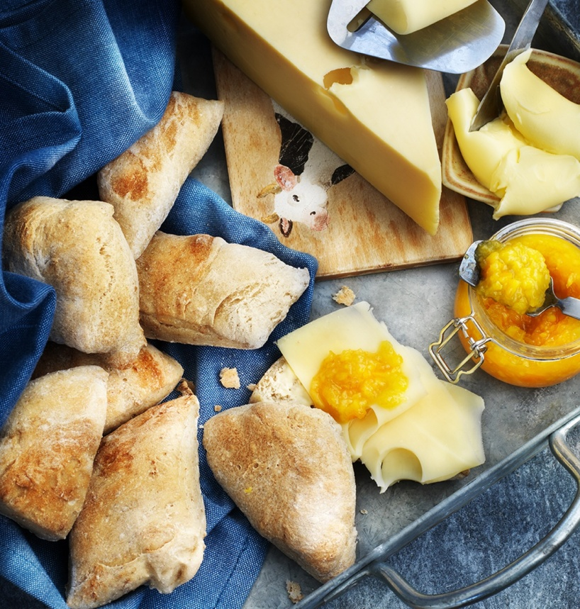 Ciabatta- bröd-Det fantastiska brödet