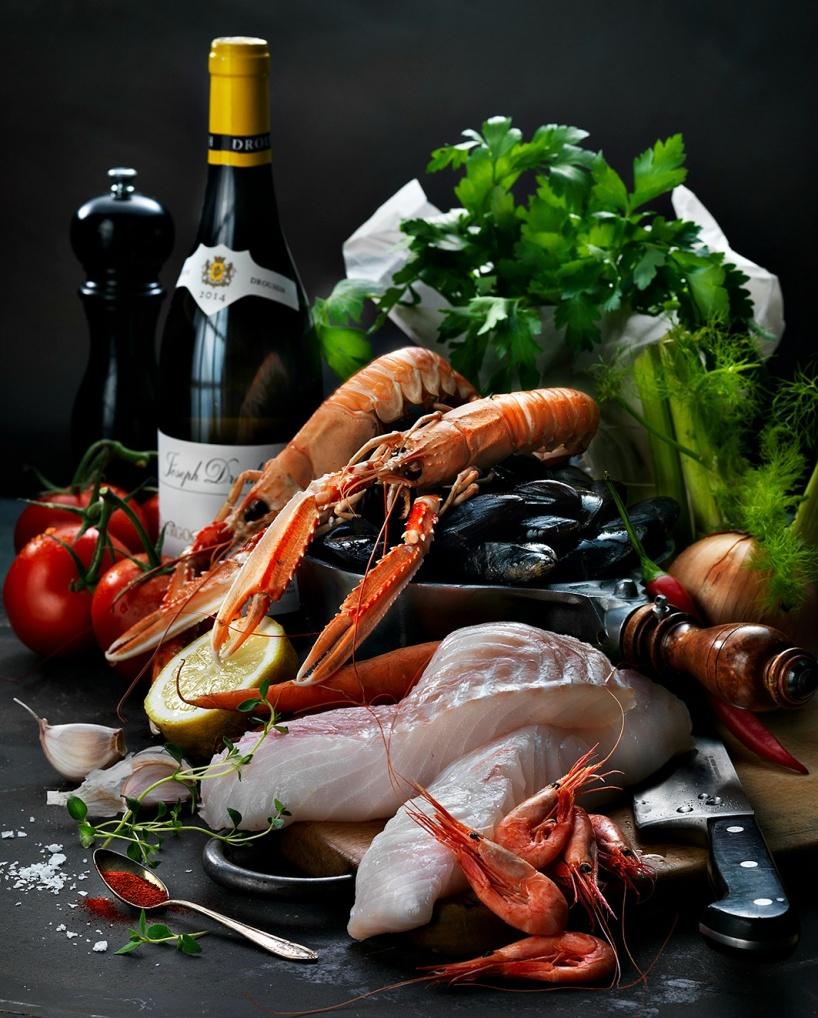 Bouillabaisse_Ingredienser