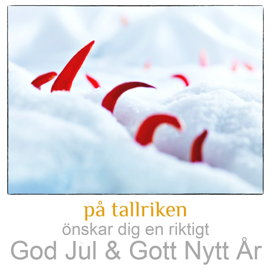 God Jul, Chilitomtar