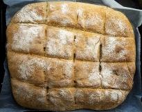 Bröd, bullar, kakor: recept