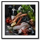 Råvaror bouillabaisse