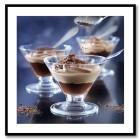 Chokladmousse med kolakräm