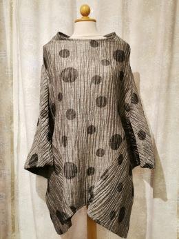 Baldino tunika linne/bomull - Baldino överdel 35-1070 One Size
