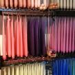 Lackade ljus 100% paraffin färg rosa, lila och cyclamen