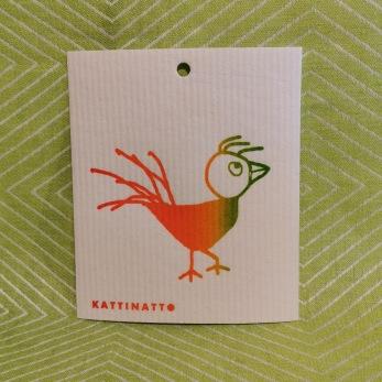 Komposterbar disktrase kyckling - Disktrase kyckling