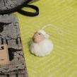 Grytvante, grytlapp och handduk med får - Får hänge