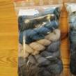 Veckans 5-pack unika färger garn 50% angora / 50% merino - 5-pack nr 1 20-27 juni
