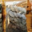 Veckans 5-pack unika färger garn 50% angora / 50% merino - 5-pack nr 2 20-27 juni