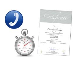 Certifikat A3CERT