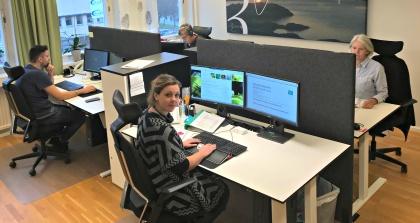 Hovedkontor - Sverige