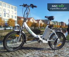 Gaze-Bike Flexline finns nu i vitt!