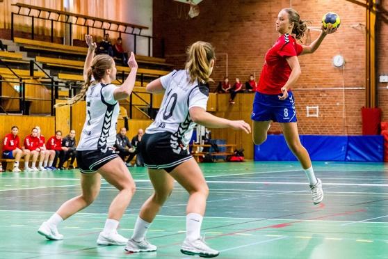 Ebba Suurwee gjorde fyra mål mot Alfta. Foto: Matthew Tipple.