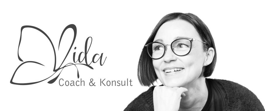 Vida Coach & Konsult i Varberg. Jag som driver Vida Coach & Konsult i Varberg heter Birgitta Frenzel och arbetar som livscoach och NLP practitioner med personlig utveckling och stresshantering i fokus.