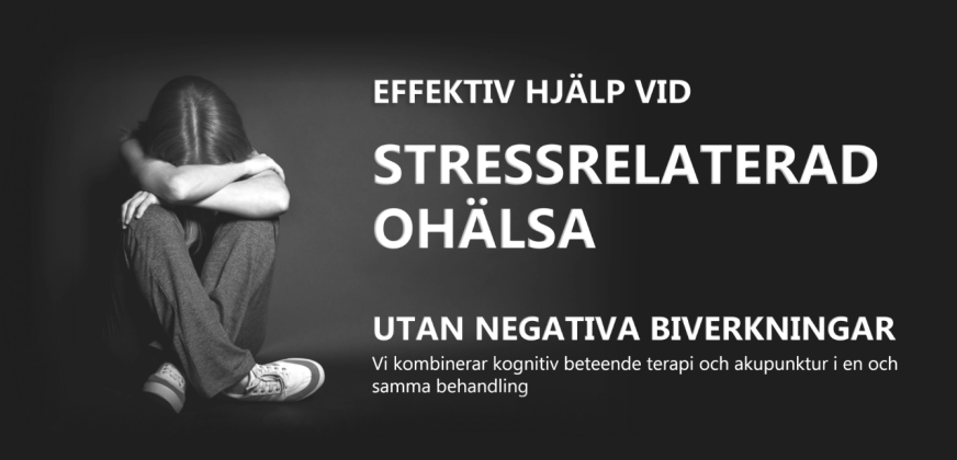 Stressrelaterad psykisk ohälsa