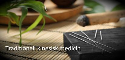 Traditionell kinesisk medicin (TKM)