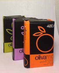 Olivolje-tvålar  125g med doft och doftfria