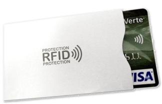 RFID-Kortskydd mot skimming -